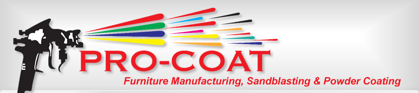 Pro Coat Power Coating Sandblasting Fabrication
